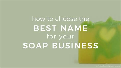 choose      soap business scrub