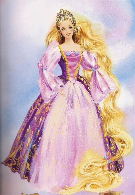25+ Best Ideas About Rapunzel Barbie On Pinterest Barbie