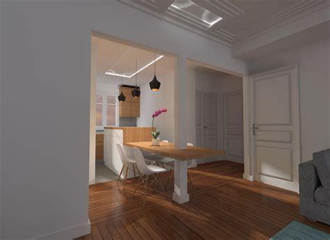 cuisine ouverte sur salon 30m2 cuisine ouverte salon 30m2 marvelous salle a manger m ide