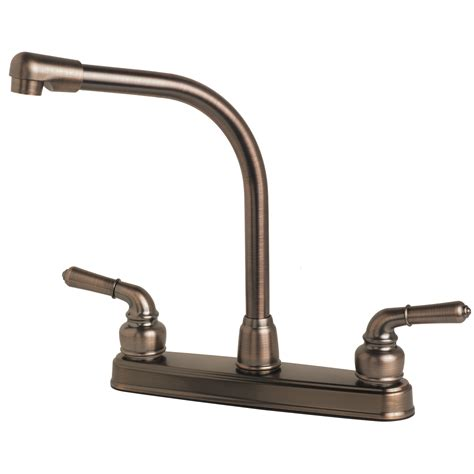 rv kitchen sink faucet leaking rv faucet