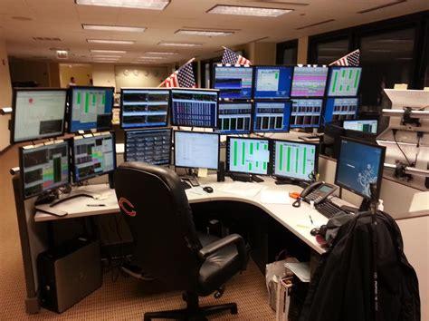 21 Badass Trading Desk Setups From Around The World Desk
