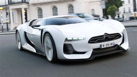 White Sport Car by The Greatest White Cars Top Gear