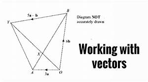 Gcse Mathematics Vector Questions