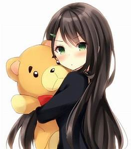 46 best Anime with teddy bear images on Pinterest | Anime ...