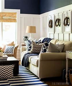 navy blue living room decorating ideas With living room ideas decor 2