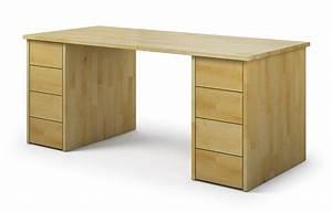 Schreibtisch Nach Maß : nagano aus birke schreibtisch nach ma ~ Frokenaadalensverden.com Haus und Dekorationen