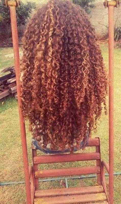 ideas  long curly hair  pinterest curly