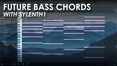 wow sounding future bass chords sylenth tutorial youtube