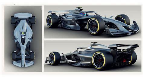 Das ist 2021 alles neu!. Formula 1 Reveals Three Design Concepts for 2021 - TechStory
