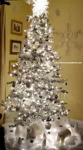 Winter Wonderland Christmas Tree Love the polar bears