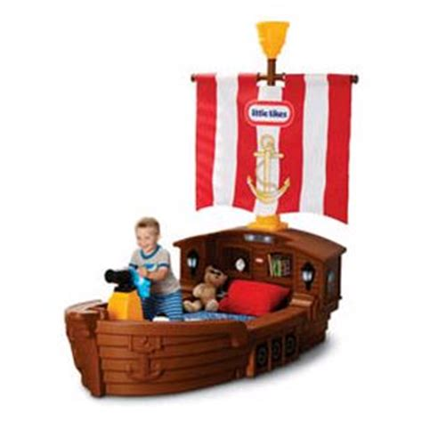 Barco Pirata Toys R Us by Cama Navio Little Tikes Fantasy Play Brinquedos Tudo