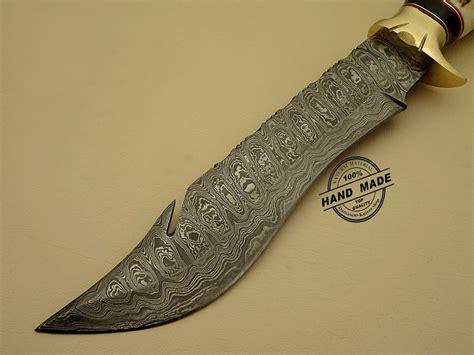 best home kitchen knives damascus dagger knife custom handmade damascus steel