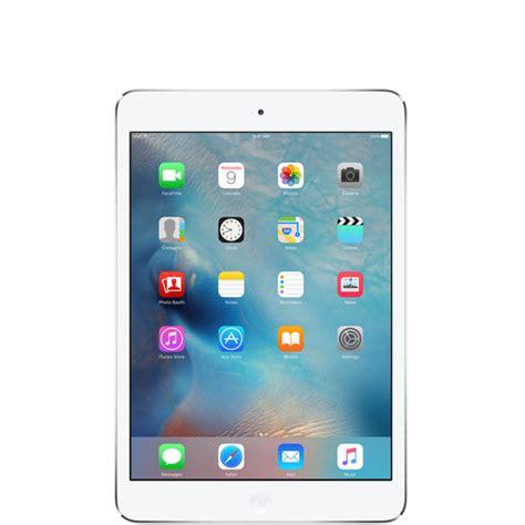 refurbished ipad mini  wi fi gb silver apple