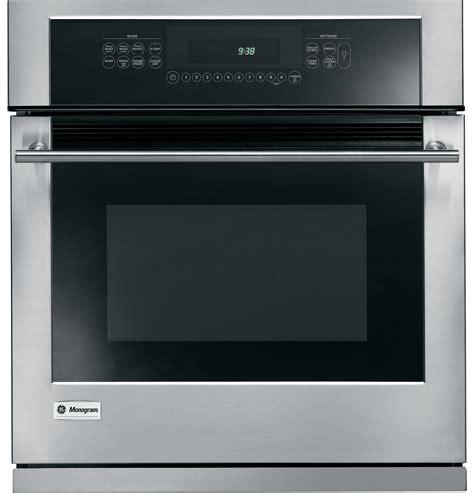 zeksmss ge monogram  built  electric single oven  monogram collection
