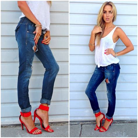 13 best How to Wear Red Shoes images on Pinterest | Red dress shoes Red shoes and Wear red