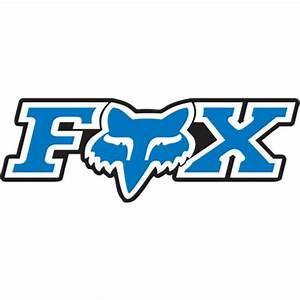 Fox Racing Sticker - New Arrivals - Ghostbikes.com