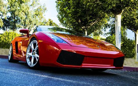 car lamborghini red lamborghini gallardo car red cars wallpapers hd