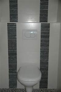 modele de carrelage pour wc maison design bahbecom With wc chimique pour maison 4 wc suspendu la construction de fortitou