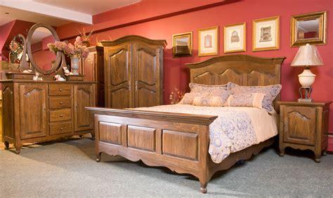 meuble tele pour chambre meubles bois massif chambre a coucher josephine lit chevet