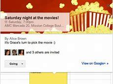 Official Gmail Blog Google+ Events in Google Calendar