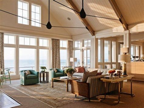 living room design ideas open floor plan cathedral ceiling