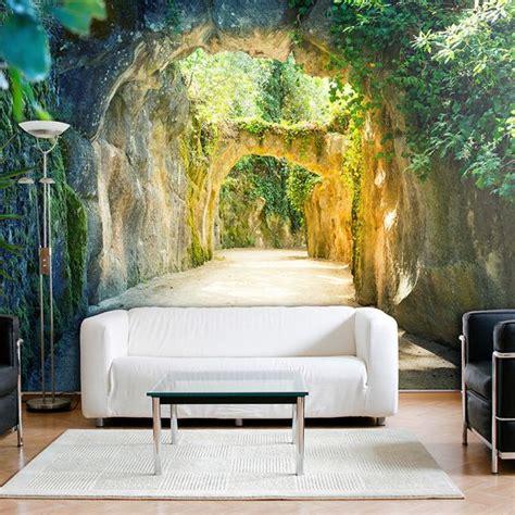 3d Wall Murals Wallpaper by Best 3d Wallpaper Designs For Living Room And 3d Wall