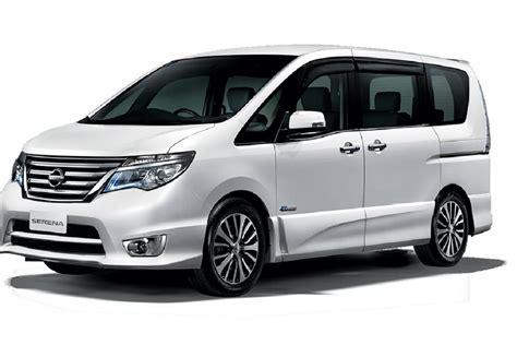 nissan serena 2014 nissan serena s hybrid 2014 2018 trapo malaysia