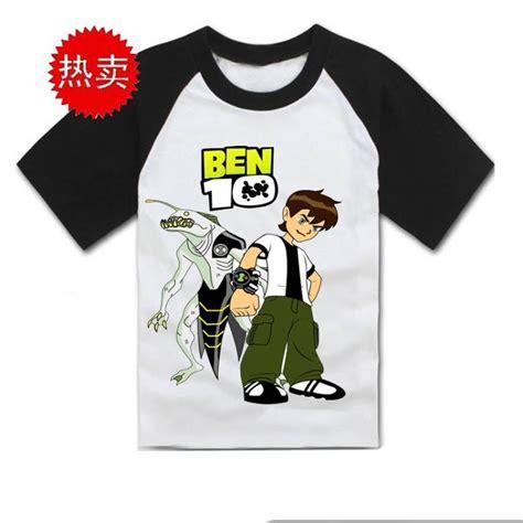 Ben Shirt 2016 summer children s clothes ben 10 t shirt boys
