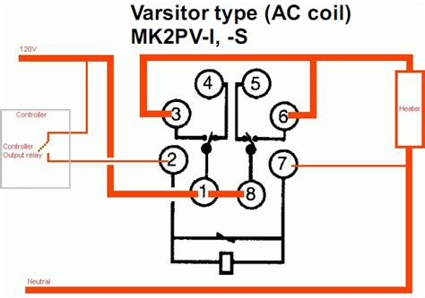 8 pin relay wiring diagram 8 pin relay wiring diagram wiring diagram and schematic