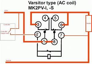 Diagram  120 Volt Relay 8 Pin Diagram Full Version Hd Quality Pin Diagram