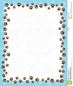 Pet clipart boarder - Pencil and in color pet clipart boarder