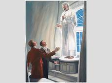{ Mormon Share } Elijah Appearing in Kirtland Temple by