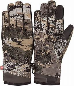 Amazon Com Huntworth Men 39 S Heavy Weight Hunting Gloves