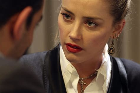 Amber Heard Says Meeting Syria Refugees Left Indelible
