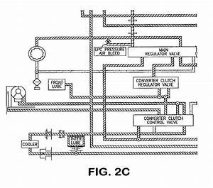Wiring Diagram  32 4r100 Transmission Diagram