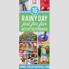 Rainy Day Activities For The Whole Family  From The Dating Divas