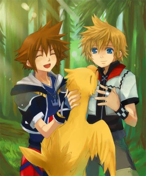 Kh2 Kweh By Meru Chan On Deviantart Kingdom Hearts