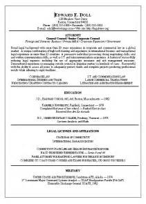 professional lawyer resume template lawyer resume exle
