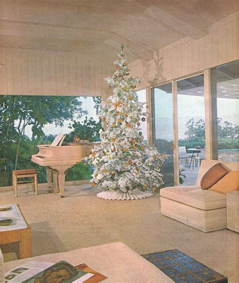 christmas  midcentury  aluminum trees replaced