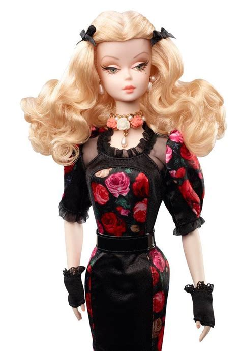 doll collectors barbie collectors editions gold black or pink label adult collectable dolls ebay