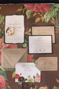 gorgeous wedding invitations by smitten on paper modwedding With kelly paper wedding invitations