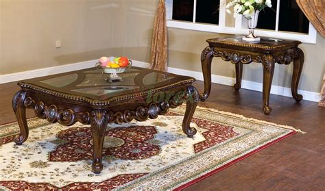 living room table set coffee and end table set brantley 3 table set