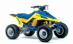 Suzuki Atvs That Changed The World