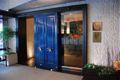 the door restaurant new york a restaurant designer s tour of the best doors in the