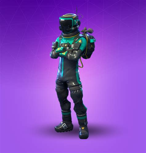 fortnite toxic trooper skin outfit pngs images pro