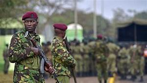 Kenyan Police Officers Join AMISOM to boost security in ...
