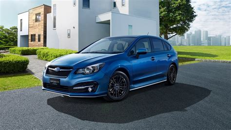 2016 Subaru Impreza Sport Hybrid Picture 635520 Car