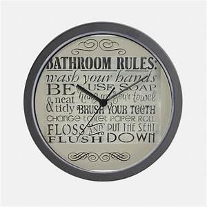 bathroom clocks bathroom wall clocks large modern With bathroom clock uk