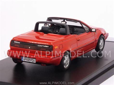 premium  prd volvo  turbo cabriolet  red