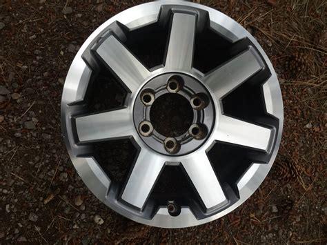 sale  toyota runner trail edition wheels